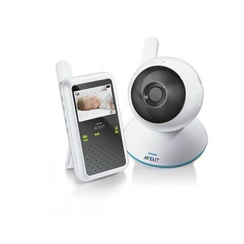 видеоняни Цифровой видеомонитор для присмотра за детьми (Видеоняня) SCD600 (Avent, Радио и Видеоняни)