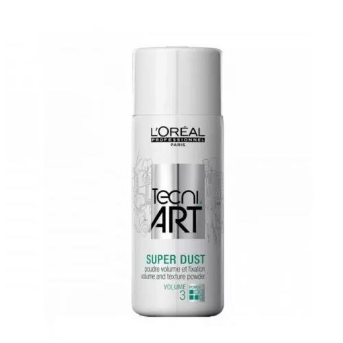 Super Dust Текстурирующая пудра для объема и фиксации 7 гр (Loreal Professionnel, Techi.art) цена