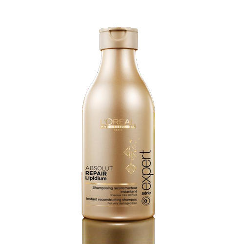 Loreal Professionnel Абсолют Липидиум Шампунь 250 мл (Absolut Repair Lipidium)