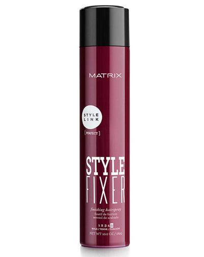 цены Style Fixer Финишный ЛакСпрей 400 мл (Matrix, Стайлинг)
