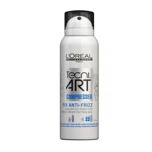 Спрей для стайлинга Fix AntiFrizz 4, 125 мл (Loreal Professionnel, Techi.art)