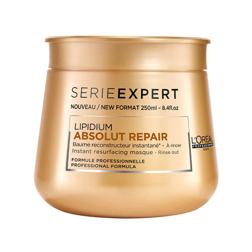 Абсолют Липидиум Маска 250 мл (Loreal Professionnel, Absolut Repair Lipidium) абсолют липидиум смываемый уход 200 мл loreal professionnel absolut repair lipidium