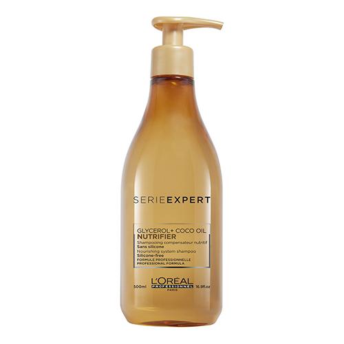 Купить Loreal Professionnel Нутрифаер Шампунь для сухих волос, 500 мл (Loreal Professionnel, Serie Expert), Франция