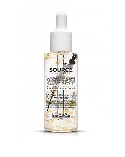 Купить Loreal Professionnel Масло Source для окрашенных волос, 70 мл (Loreal Professionnel, Source Essentielle), Франция
