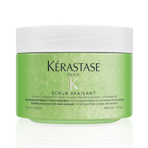 Купить Kerastase Скраб- уход Apaisant для чувствительной кожи головы и волос 250 мл (Kerastase, Fusio-Scrab), Франция
