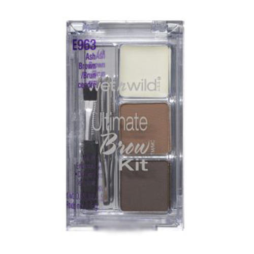 Набор для бровей Ultimate Brow Kit, E963 ash brown (Глаза)