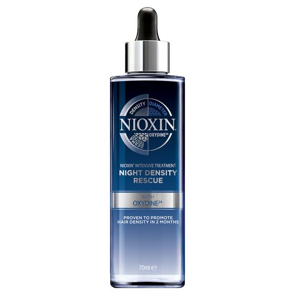Купить Nioxin Ночная сыворотка для увеличения густоты волос 70 мл (Nioxin, 3D Интенсивный уход)