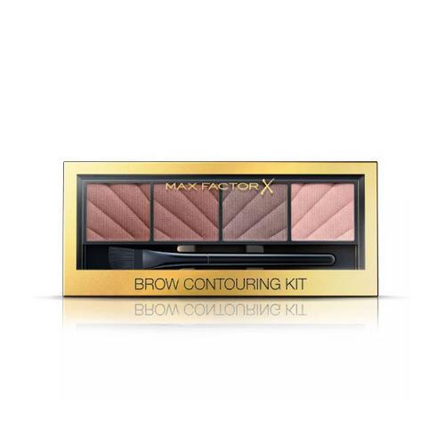 Набор Для Контуринга Бровей Brow Contouring Kit 1 шт (Max Factor, Брови) гель для бровей natural brow styler styling gel 10 мл max factor брови