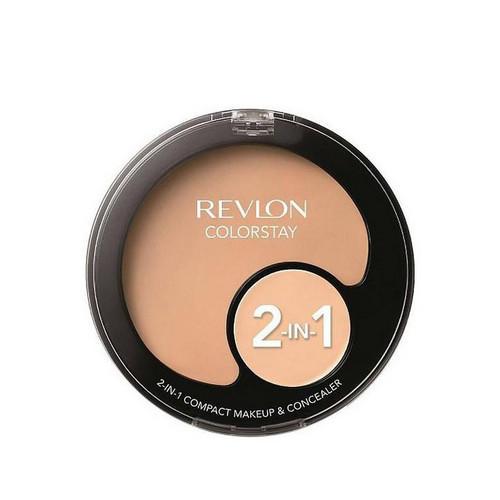 Тональная основа консилер 2 в 1 colorstay 1 шт (Revlon Make Up, Для лица) revlon colorstay тональная основа и консилер 2в1 240 medium beige