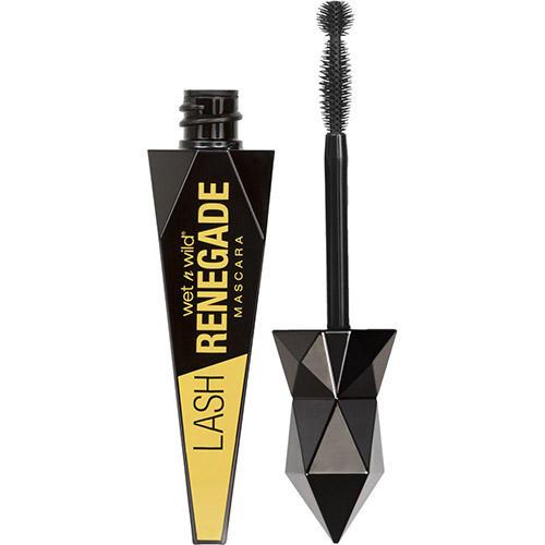 Купить Wet-N-Wild Тушь для ресниц объем и разделение Lash Renegade Mascara, E145a brazen black, 8 мл (Wet-N-Wild, Глаза), Китай