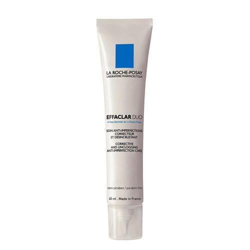 Кремгель для жирной проблемной кожи Эфаклар Дуо (La RochePosay, Effaclar) эмульсия корректирующая для жирной проблемной кожи эфаклар к la rocheposay effaclar