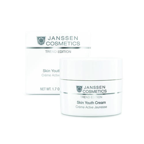 Ревитализирующий крем Skin Youth Cream, 50 мл (Trend Edition) (Janssen)