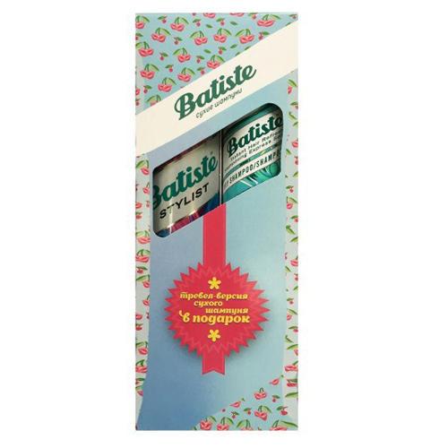 Batiste marlies moller specialist сухой шампунь придающий объем с шелком 4г