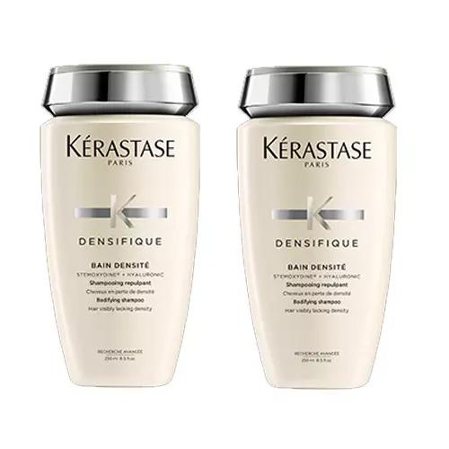 Купить Kerastase Комплект Денсифик Шампунь-Ванна для уплотнения волос 2 шт х 250 мл (Kerastase, Densifique), Франция