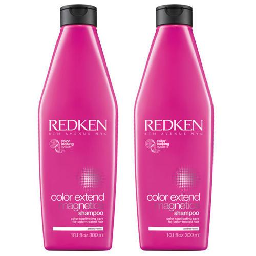 Redken Комплект Магнетикс Шампунь для окрашенных волос 2 шт х 300 мл (Redken, Color Extend Magnetics)