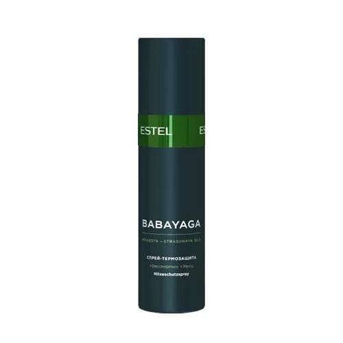 Купить Estel Спрей-термозащита для волос 200 мл (Estel, BabaYaga), Россия