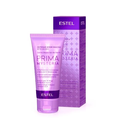Estel Ночная крем-маска для волос 100 мл (Estel, Prima Mysteria)