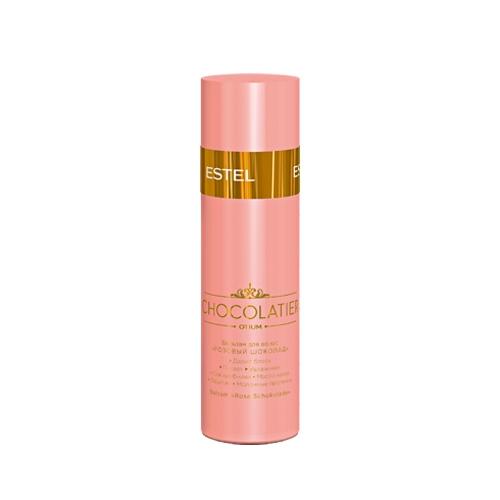 Estel Бальзам для волос «Розовый шоколад» 200 мл (Estel, Chocolatier) крем парафин сливочный шоколад с маслом какао и витамином f 300 мл
