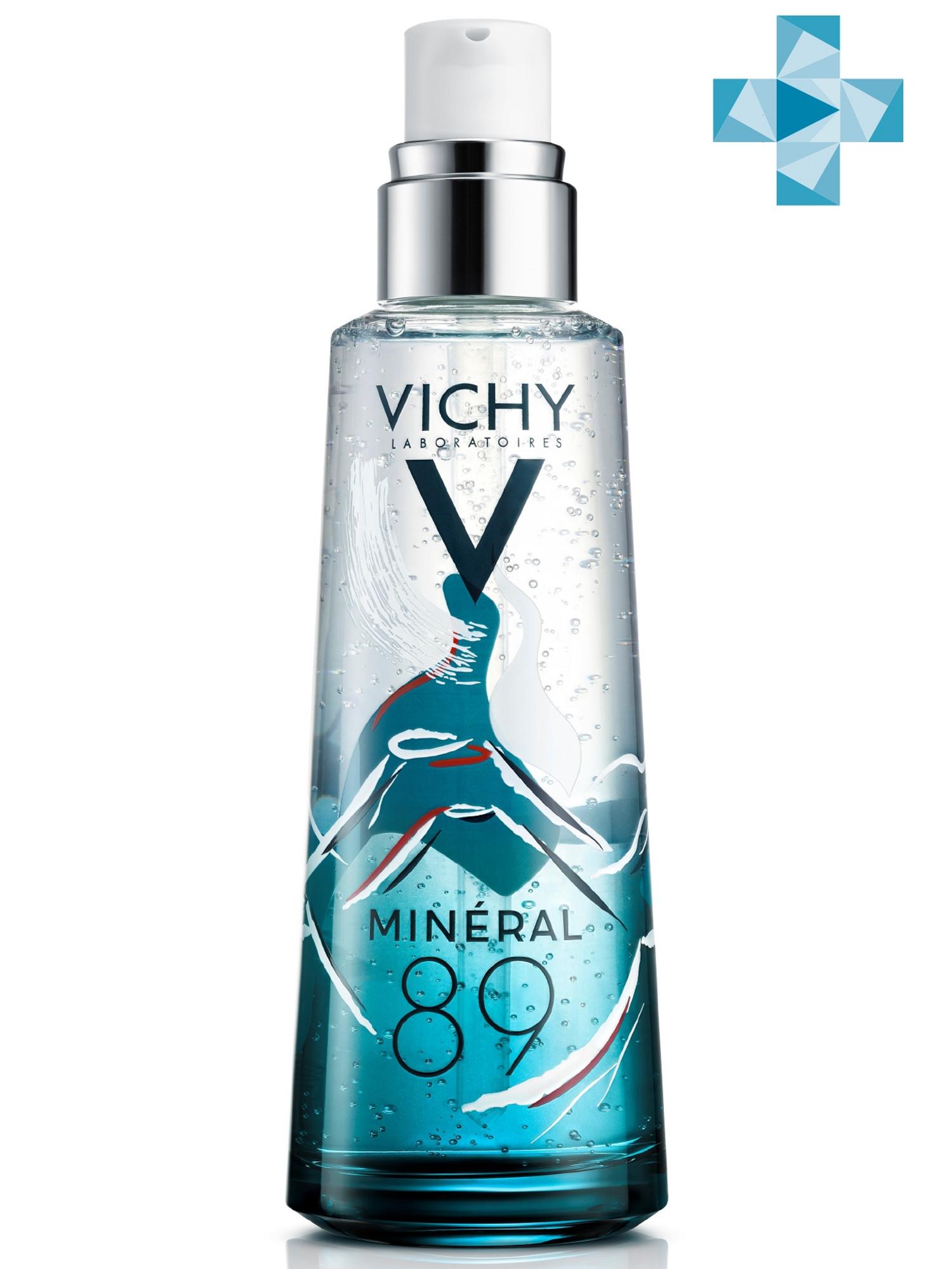Купить Vichy Ежедневный гель-сыворотка для кожи, подверженной внешним воздействиям Limited Edition, 75 мл (Vichy, Mineral 89), Франция