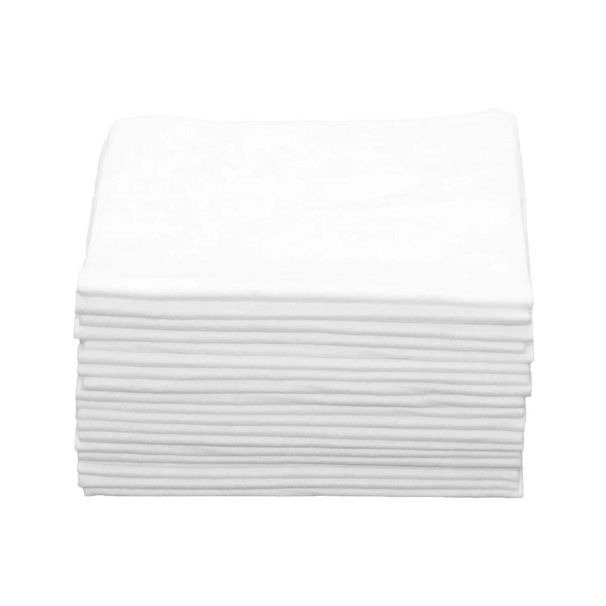 Купить Чистовье Полотенце Cotto Стандарт Плюс белый, 45 х 90 см, 1 х 100 шт (Чистовье, Универсальные расходные материалы)