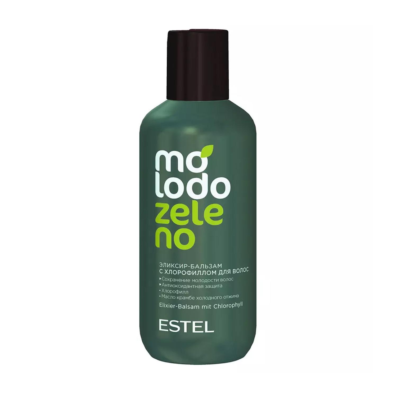 Купить Estel Бальзам-эликсир для волос с хлорофиллом, 200 мл (Estel, Molodo Zeleno), Россия