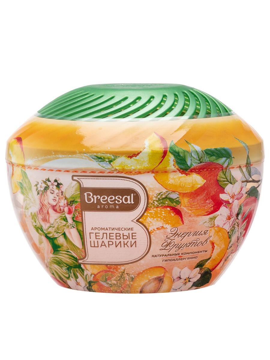 Breesal Fresh Drops Ароматические гелевые шарики «Энергия фруктов» (Breesal, Гелевые ароматизаторы)