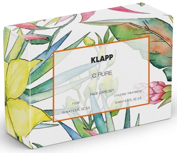 Купить Klapp С pure face set, 1 шт (Klapp, C pure), Германия
