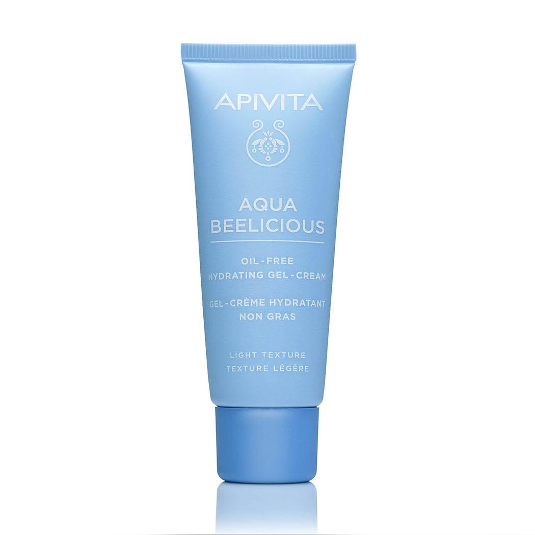 Apivita Крем-гель с легкой текстурой, 40 мл (Apivita, Aqua Beelicious)