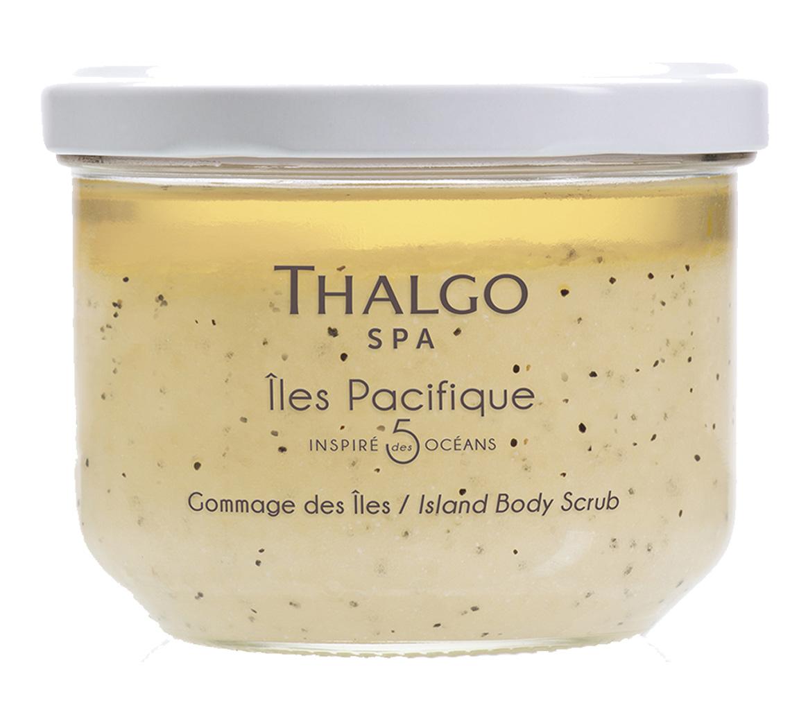 Купить Thalgo Скраб для тела экзотические острова 270 гр (Thalgo, Iles Pacifiques), Франция