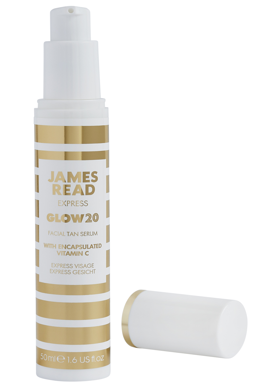 Купить James Read Экспресс-сыворотка для лица автозагар Glow 20, 50 мл (James Read, Self Tan)