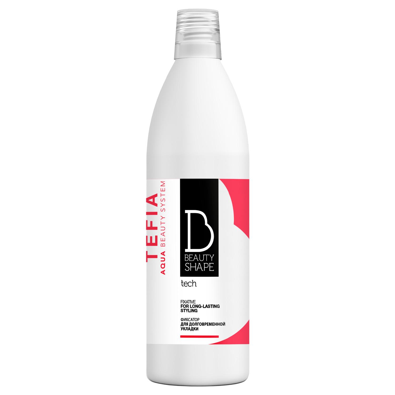 Купить Tefia Фиксатор для долговременной укладки 1000 мл (Tefia, Beauty Shape)
