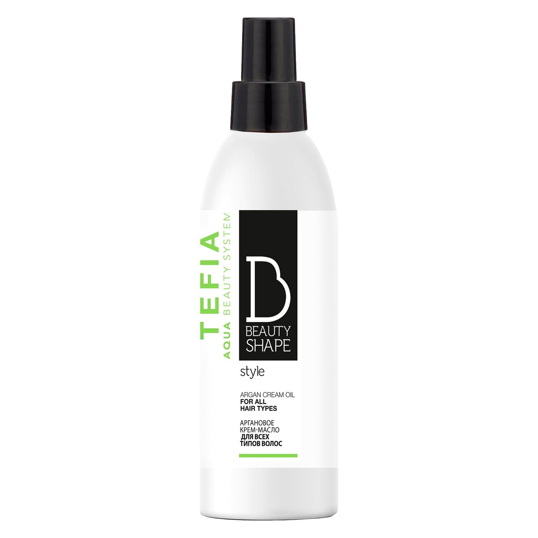 Купить Tefia Крем-масло аргановое для всех типов волос 200 мл (Tefia, Beauty Shape)