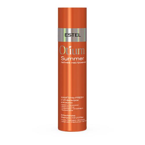 Купить Estel Шампунь-fresh с UV-фильтром для волос, 250 мл (Estel, Otium Summer), Россия