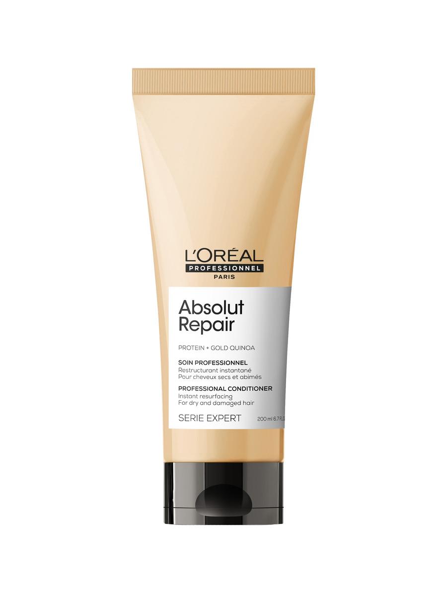 Купить Loreal Professionnel Кондиционер Absolut Repair для восстановления поврежденных волос, 200 мл (Loreal Professionnel, Serie Expert), Франция