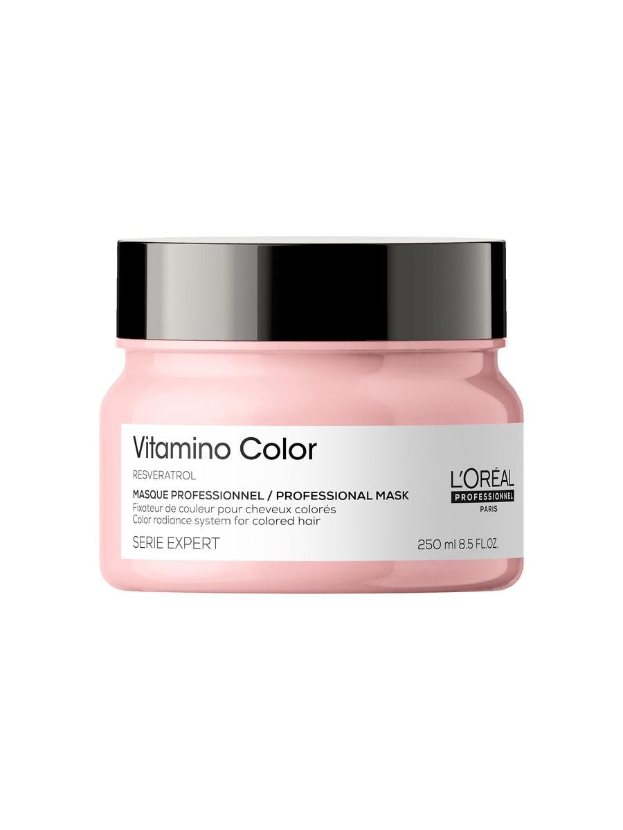 Купить Loreal Professionnel Маска Vitamino Color для окрашенных волос, 250 мл (Loreal Professionnel, Serie Expert), Франция