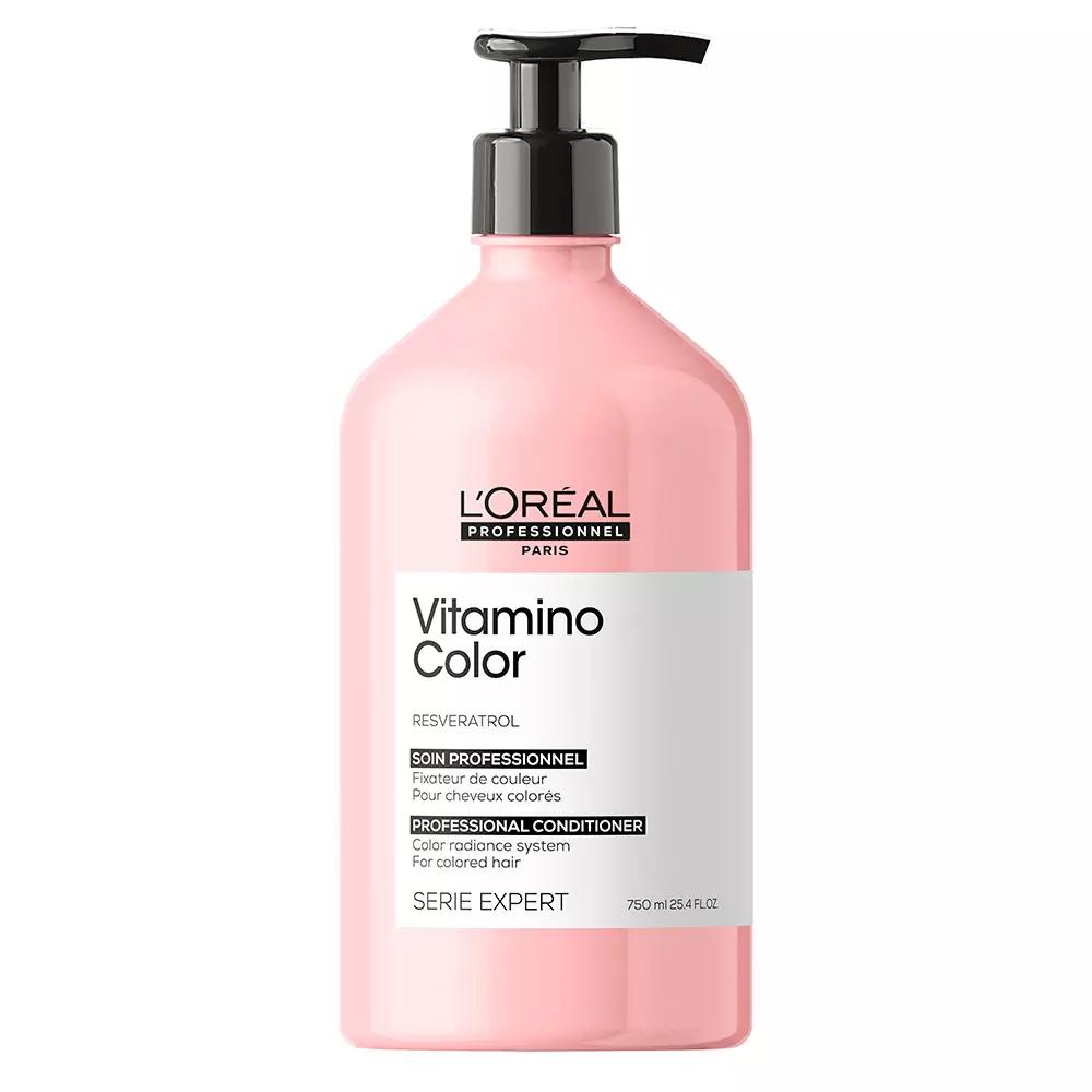 Купить Loreal Professionnel Кондиционер Vitamino Color для окрашенных волос, 750 мл (Loreal Professionnel, Serie Expert), Франция