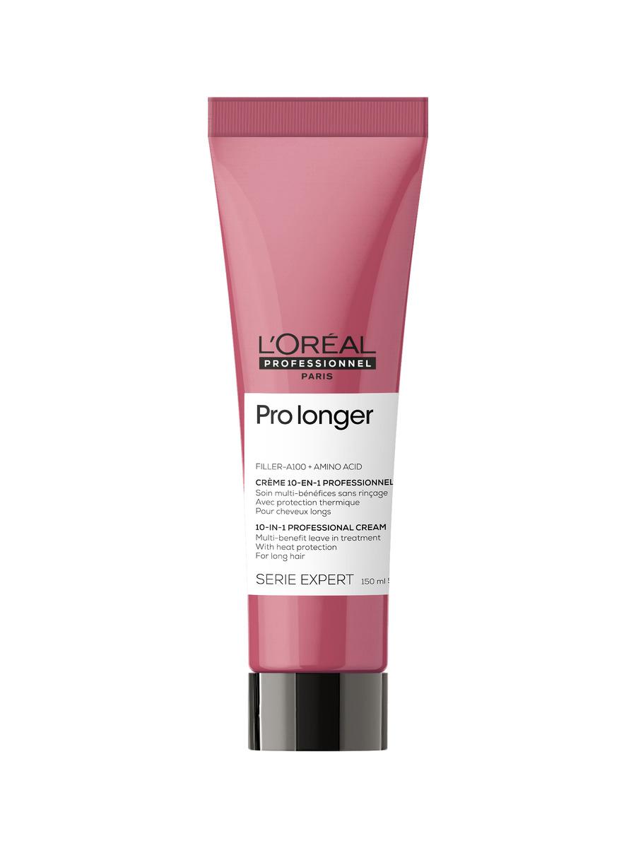 Купить Loreal Professionnel Термозащитный крем Pro Longer для длинных волос, 150 мл (Loreal Professionnel, Serie Expert), Франция