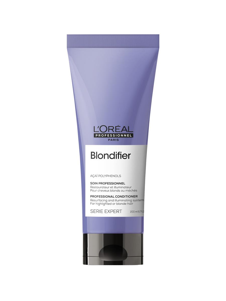 Купить Loreal Professionnel Кондиционер Blondifier Gloss для осветленных и мелированных волос, 200 мл (Loreal Professionnel, Serie Expert), Франция