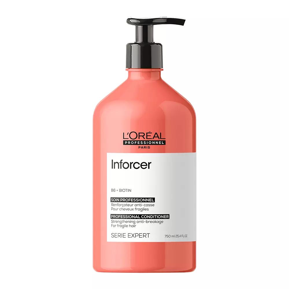 Купить Loreal Professionnel Кондиционер Inforcer для предотвращения ломкости волос, 750 мл (Loreal Professionnel, Serie Expert), Франция