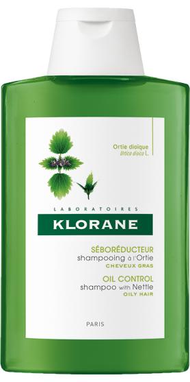 Купить Klorane Шампунь с органическим экстрактом крапивы, 200 мл (Klorane, ), Франция