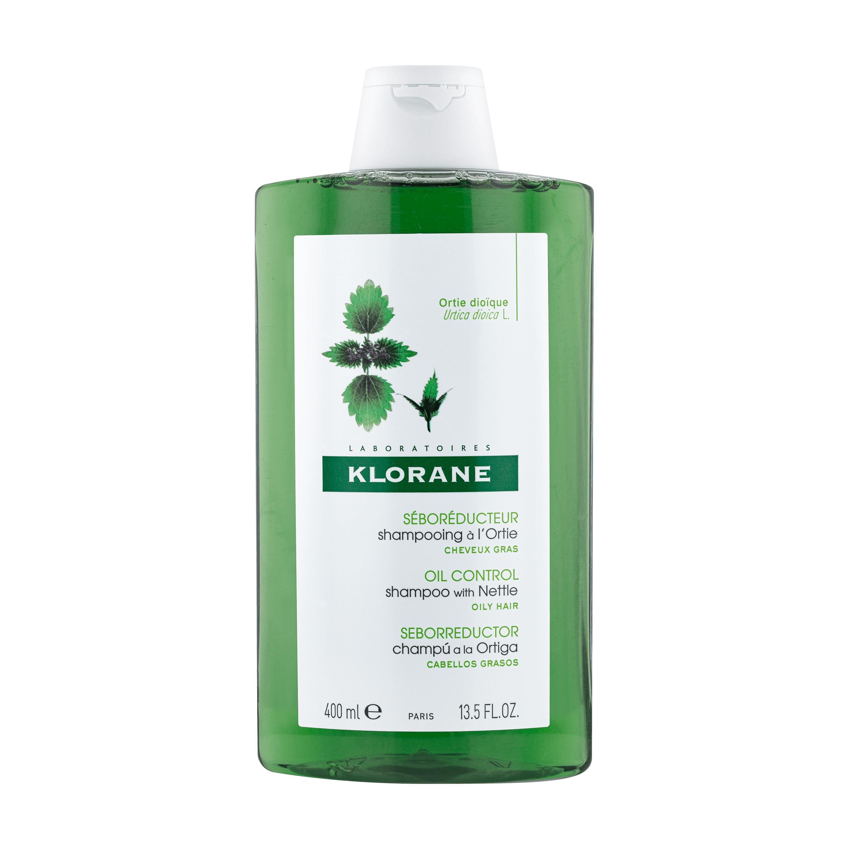 Купить Klorane Шампунь с органическим экстрактом крапивы, 400 мл (Klorane, Oily Prone Hair), Франция