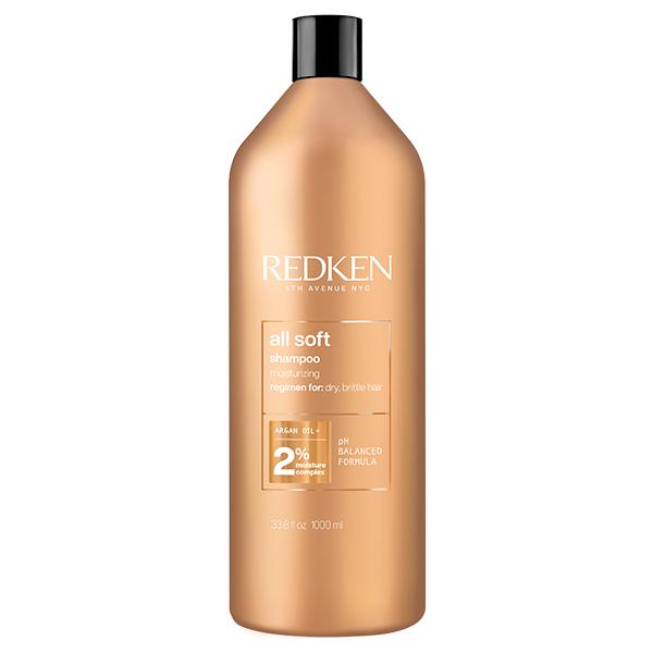 Купить Redken Шампунь для сухих и поврежденных волос, 1000 мл (Redken, Уход за волосами), США