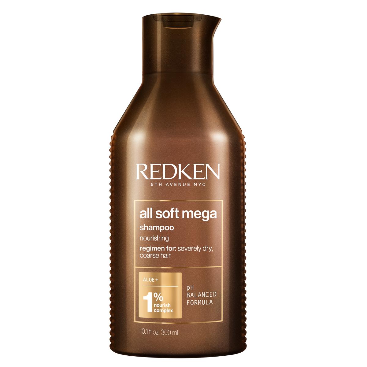 Купить Redken Шампунь для очень сухих и ломких волос, 300 мл (Redken, Уход за волосами), США