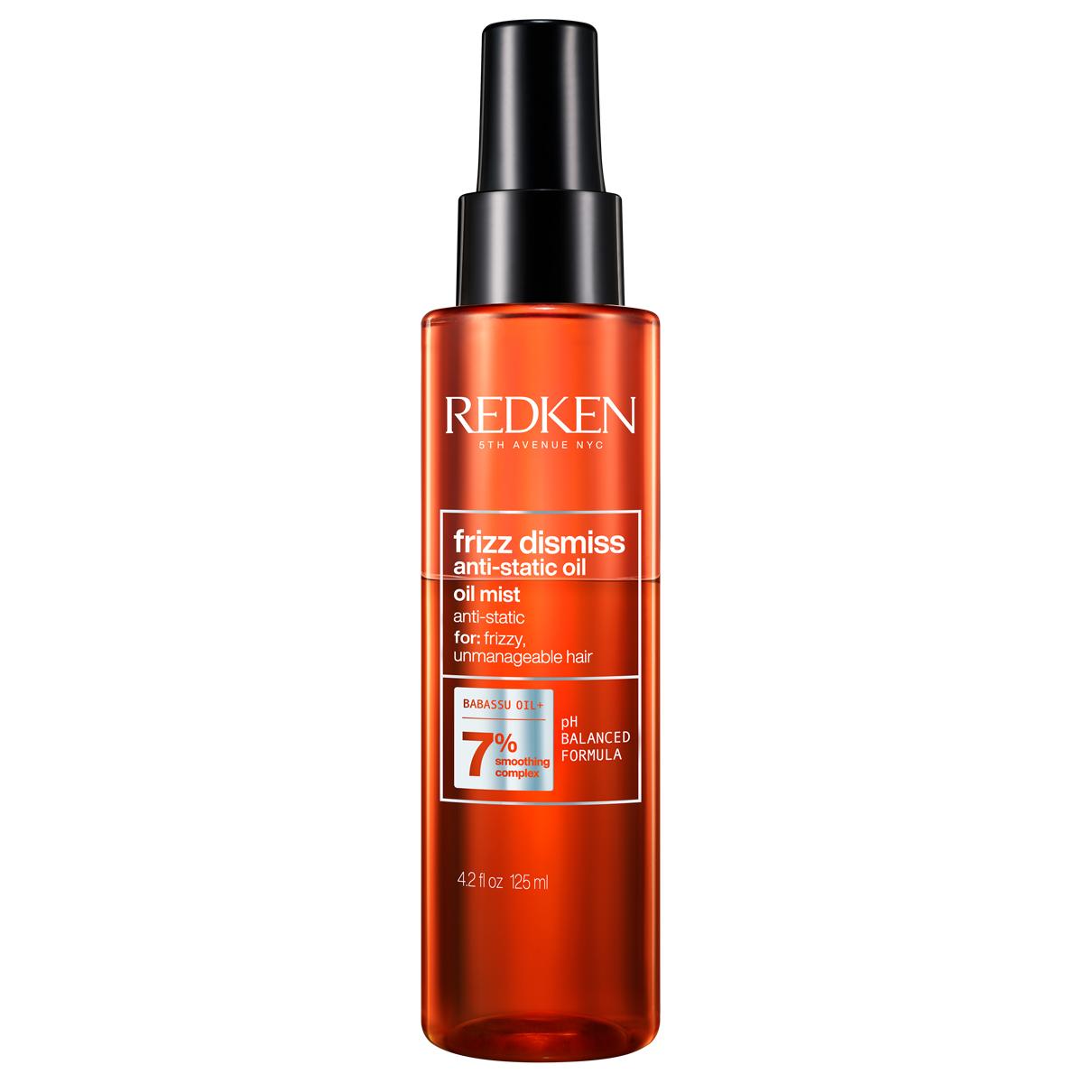 Redken Антистатик Масло-спрей, 125 мл (Redken, Уход за волосами)