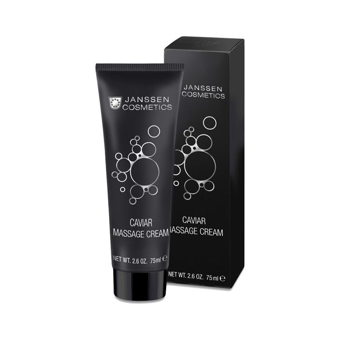 Купить Janssen Cosmetics Массажный крем с икрой Caviar Massage Cream, 75 мл (Janssen Cosmetics, Trend Edition), Германия