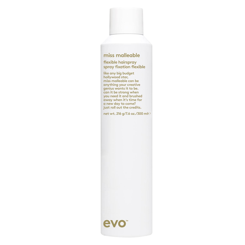 Купить EVO Лак [мисс Покорность] подвижной фиксации, 300 мл (EVO, Для волос), Австралия