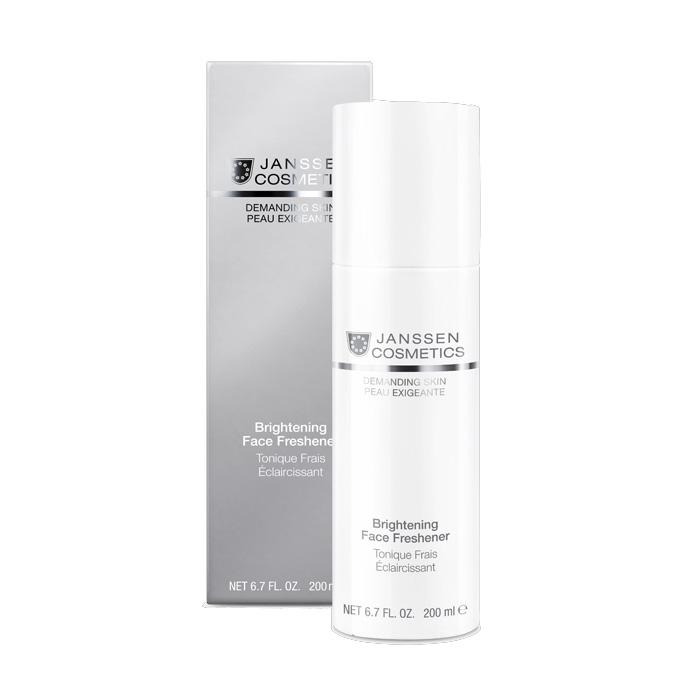 Купить Janssen Cosmetics Тоник для сияния и свежести кожи Brightening Face Freshener, 200 мл (Janssen Cosmetics, Demanding skin), Германия
