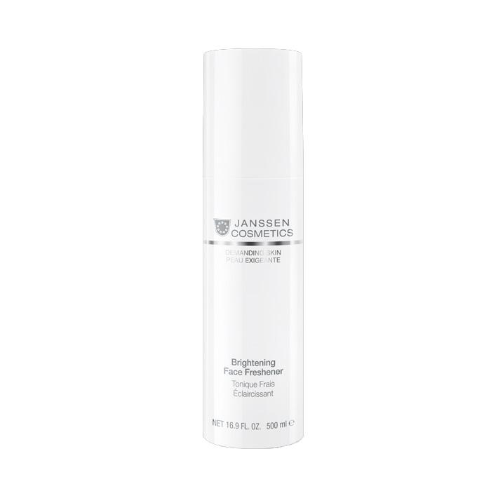 Купить Janssen Cosmetics оник для сияния и свежести кожи Brightening Face Freshener, 500 мл (Janssen Cosmetics, Demanding skin), Германия