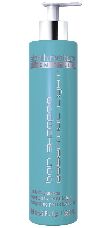 Купить Abril Et Nature Легкий увлажняющий шампунь для тонких волос, 250 мл (Abril Et Nature, Stem Cells), Литва