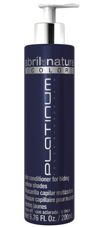 Купить Abril Et Nature Кондиционер с фиолетовым пигментом для светлых волос, 200 мл (Abril Et Nature, Для окрашенных волос), Литва